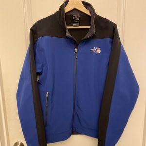 The North Face Apex Mens Full Zip Jacket